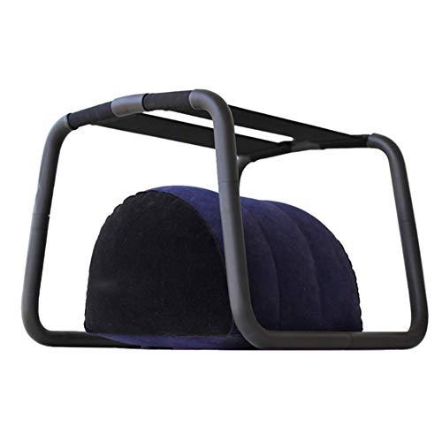 Zxcvanm Schwereloser multifunktionaler Positions-Prahler-Schlafzimmer-Stuhl schließen aufblasbares Kissen mit EIN T-Shirt