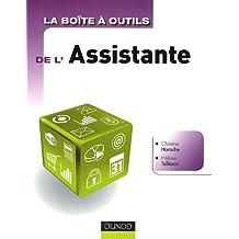 La boîte à outils de l'Assistante