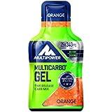 MULTIPOWER MP-17054 Multi Carbo Energy Gel Saveur Orange