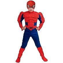 Disfraz Super Héroe Spider niño infantil (4-6 años)