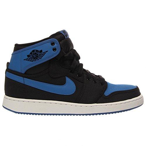 Nike Herren Aj1 Ko High Og Turnschuhe, Talla Black/Black-Sport Blue