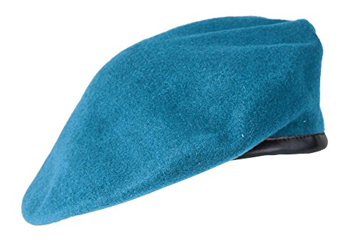 Mil-Tec Barett UN-blau Gr.55