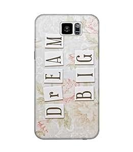 The Fappy Store Dream-Big hard plastic back case cover for Samsung Galaxy S6