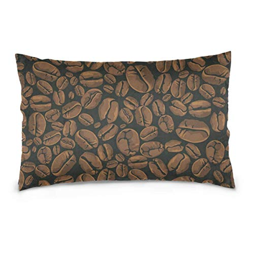 inch Penguin Heart 100% Cotton Canvas for Home Decorative Personalized Pillow Cases ()