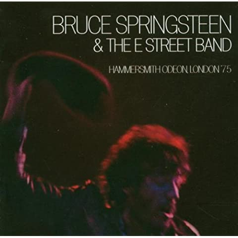Hammersmith Odeon, London '75 (2CD) by Bruce Springsteen & The E Street Band (2006) Audio CD