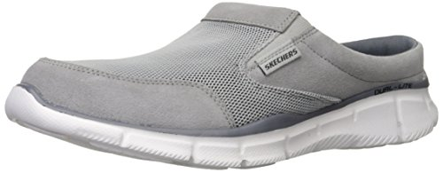 Skechers Equalizer To Coast, Sneaker Uomo Gris