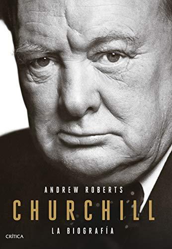 Libros para regalar en Navidad y Reyes - Churchill, la biografía