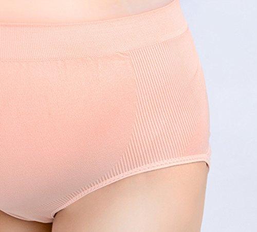 Qiaoyu femmes taille haute de coton enceintes Maternit¨¦ maternit¨¦ cale?ons Slip complexion