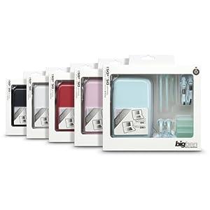 """Nintendo DS Lite/DSi – Zubehör-Pack 3 """"Essential"""" (farbig sortiert)"""
