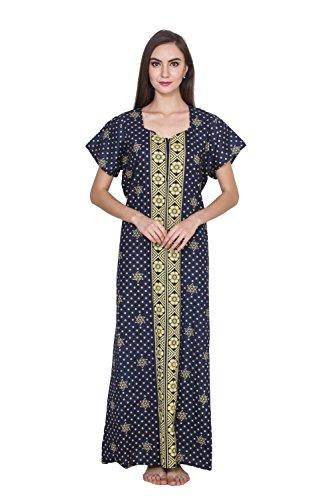 Klamotten Women Long Cotton Nightwear 242N24