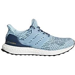 Adidas Ultraboost w, Zapatillas de Running para Mujer, Azul (Azul/(Azuhie/Azuhie/Azunoc) 000), 39 1/3 EU