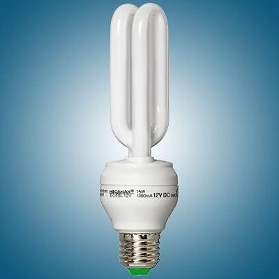 MEGAMAN Energiesparlampe DC 12V/15W Ausführung->12V/15W von MEGAMAN bei Lampenhans.de