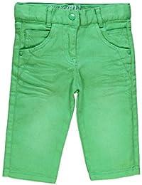 Boboli capri jean pour fille vert