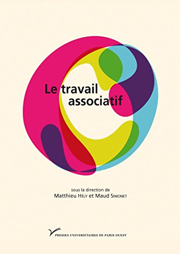 Le travail associatif (Hors collection) par Maud Simonet