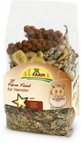 JR Farm-Food Hamster Adult 500g