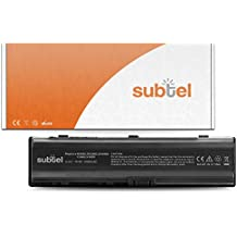 subtel® Batería premium (4400mAh) para HP G6000 G7000 Pavilion dv2000 dv6000 Compaq Presario A900 C700 F500 F700 HSTNN-DB42 bateria de repuesto, pila reemplazo, sustitución