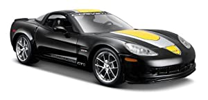 Maisto- Corvette Z06 GT1 Commemorative 2009 1/24 31203