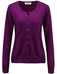 Amazon.co.uk: Cardigans - Knitwear: Clothing