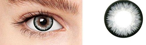 Kontaktlinsen Rezept Farbe (Farbig Weiche kosmetische Kontaktlinsen Vladimir Gray)