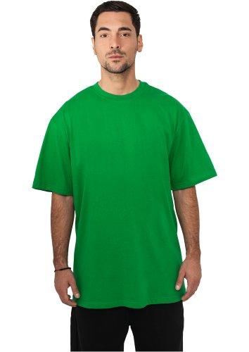 Urban Classics Tall Tee T-Shirt TB006-1, size:XXL, Farbe:c.green (Grüner Herren Tee)
