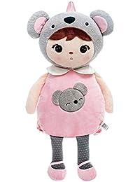 159baf92fe61de Zaino Bambini Borsa Bambini Cartone Animato Koala Peluche Borse Tracolla  Grigio