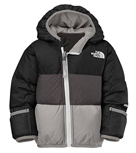 The 3m Face North (The North Face Moondoggy Jacket Infants (3M-6M, TNF Black))