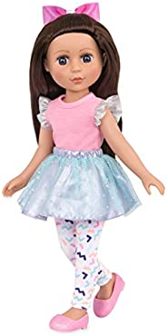 "Glitter Girls Dolls by Battat - Candice 14"" Poseable Fashion Doll - Dolls for Girls Age 3"