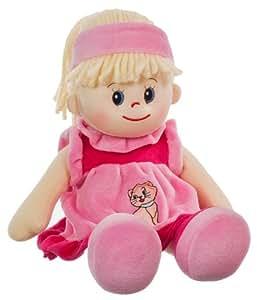Heunec 470378 – Poupetta Liesel mit blondem Haar L