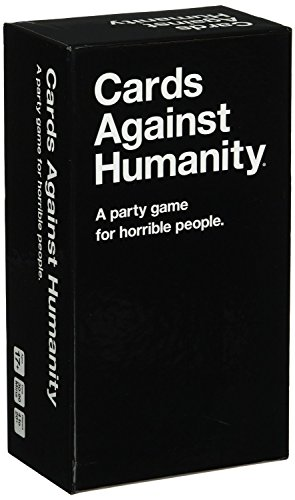 Card Boy Cards Against Humanity Basic Edition Whole Cards Set, a Party Game for Horrible People - US Version (Card Party)
