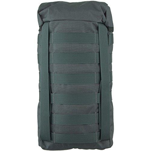 WiSPORT® RACCOON 85 Rucksack | 85 Liter | Militär | Cordura | MOLLE | Marschrucksack | Outdoor | Camping 33. Extra Bag 7.5 Liter graphite