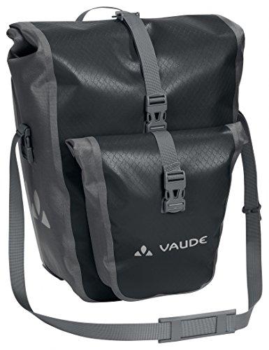 VAUDE Aqua Back Plus Hinterradtasche, Black, 44 x 33 x 31 cm