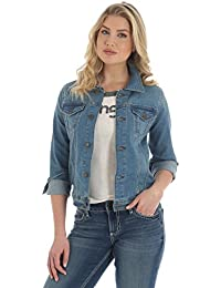 Wrangler Women's Western Denim Jacket