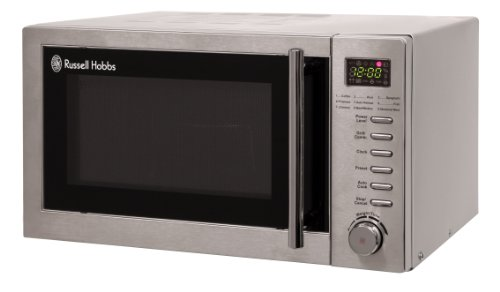 russell hobbs rhm2031 20 litre stainless steel digital microwave with grill search furniture. Black Bedroom Furniture Sets. Home Design Ideas