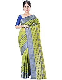 Slice Of Bengal Light Weight Broad Border Cotton Taant Tangail Saree