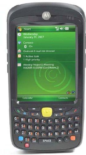 Motorola MC55 Enterprise Digital Assistant - Datenerfassungsterminal - Windows Mobile 6,1 Professional - PXA270 520 MHz - RAM: 128MB - ROM: 512MB - 8,9 cm (3,5) Farb TFT (320 x 240) - Kamera - Barcodeleser - Bluetooth 2,0 EDR, Wi-Fi - GSM, GPRS, EDGE - GPS (MC5574-P7CDURRA9WR)