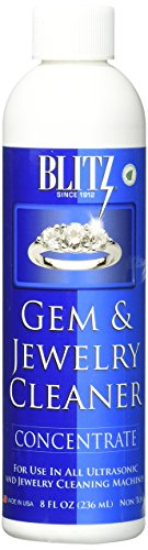 Gem & Jewelry Cleaner Concentrate (8 Oz)