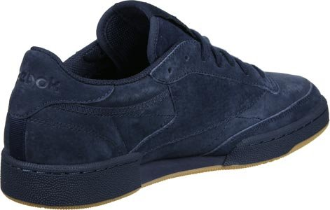 Reebok Herren Club C 85 Tg Sneakers Blau