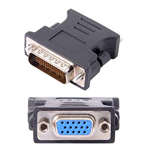 LFH DMS-59pin Stecker auf 15-polige VGA RGB Buchse Verlängerung Adapter für PC Grafikkarte -