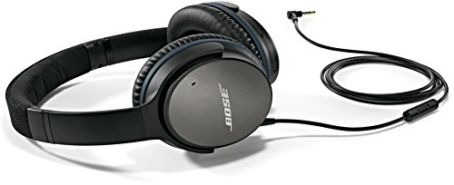 Bose QuietComfort 25 Casque Circum-aural à Réduction du Bruit - Android - Noir