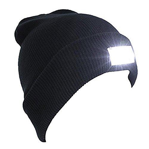 Pawaca - Gorro de Linterna LED