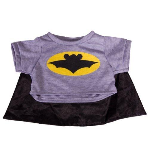 Fledermaus Bär T-Shirt mit Cape - 16