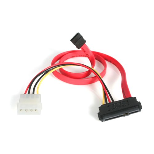 startechcom-sas729pw18-cble-adaptateur-sas-29-broches-vers-sata-avec-alimentation-lp4