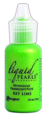 Perles Ranger liquide, Clé Vert citron
