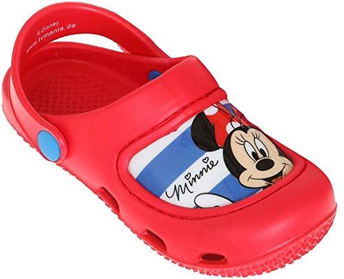 Disney Minnie Mädchen Sandalen - rot - 30/31