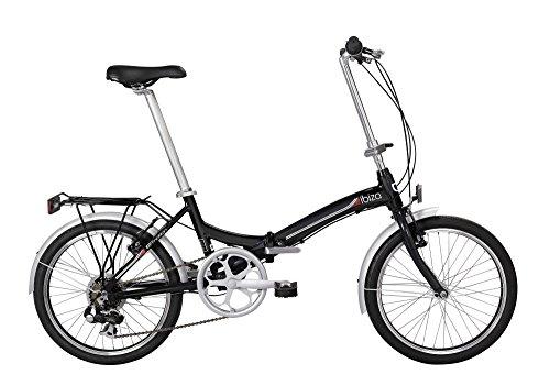 Bicicleta Plegable BH IBIZA GRIS T.MD