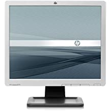 "HP Compaq LE1711 - Monitor (43,18 cm (17""), 5 ms, 250 cd / m², Negro, Plata, Kensington, 100 x 100 mm)"
