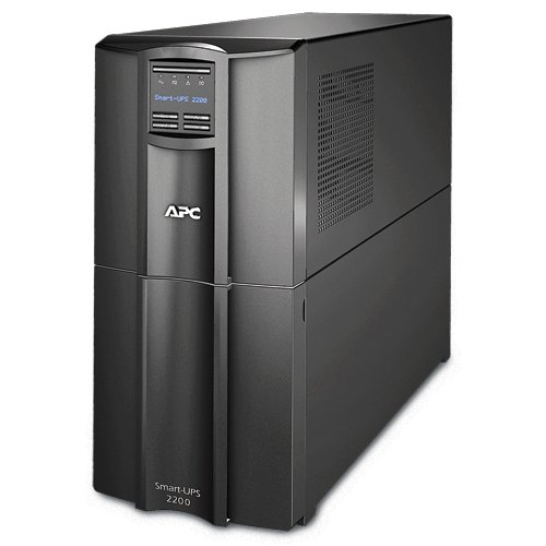 Price comparison product image APC SMT2200I SmartUPS 2200VA Tower UPS with LCD