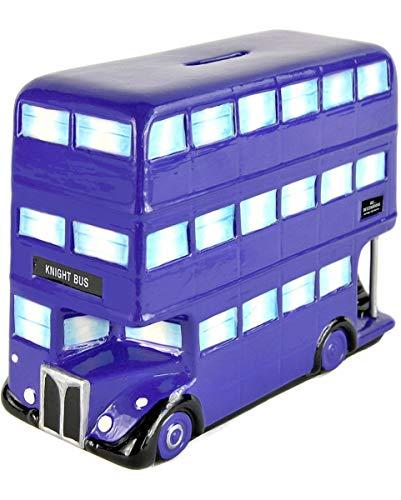 Harry Potter Knight Bus Caja de Dinero
