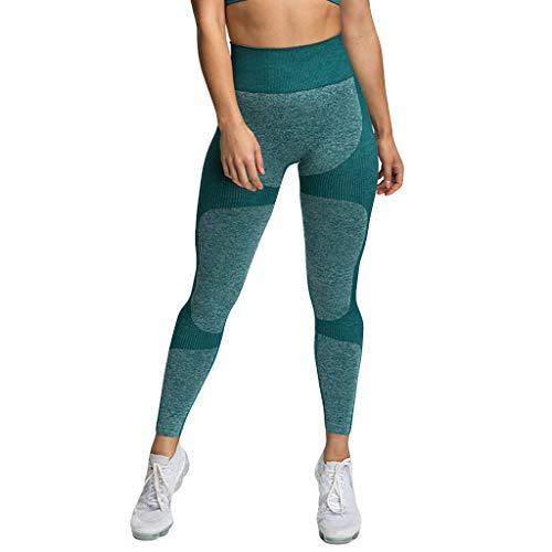 YpingLonk Nahtlose hygroskopische Hip-up-Sporthosen für Frauen Sexy Hip Yoga Pants Die Nahtlose Hüfte-saugfähige Sporteignung der Frauen keucht sexy angesagte Yogahose -