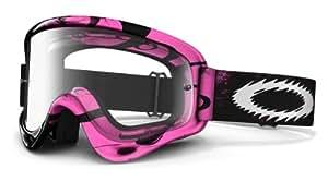 Oakley O-frame Motocross Goggles Black/Pink Storm